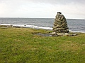 Cairn at Tungenes